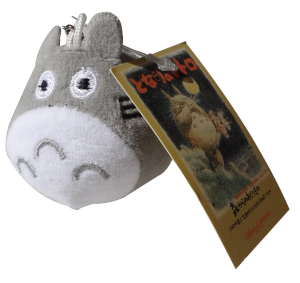 Totoro Plush Mobile Phone Strap