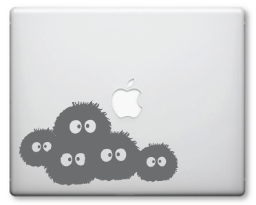 My Neighbor Totoro Decals / Stickers 24