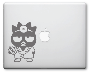 Badtz Maru Decals / Stickers 003