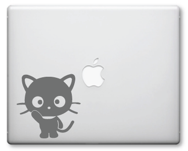 Chococat Decals / Stickers 4
