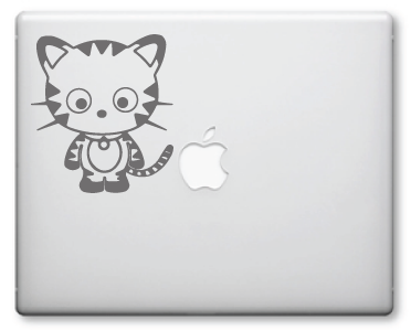 Chococat Decals / Stickers 7a