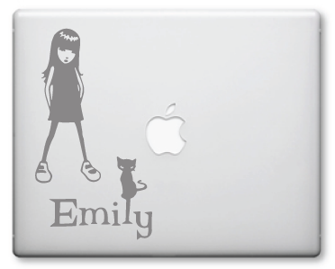 Emily  Decals / Stickers