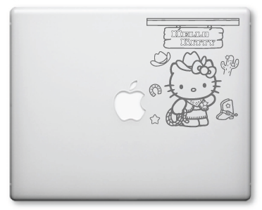 Hello Kitty Decals / Stickers 10a