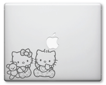 Hello Kitty Decals / Stickers 12a