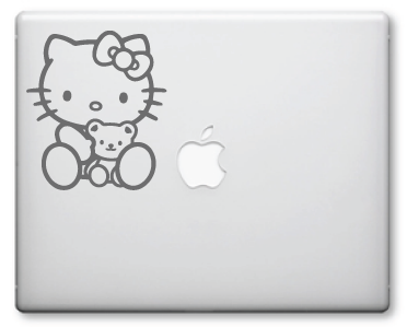 Hello Kitty Decals / Stickers 13a