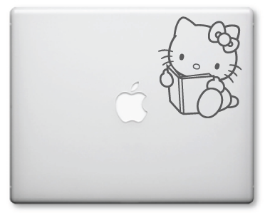 Hello Kitty Decals / Stickers 16a
