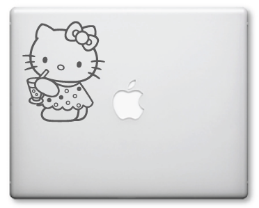 Hello Kitty Decals / Stickers 17a