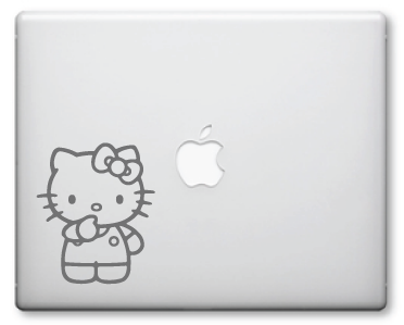 Hello Kitty Decals / Stickers 18a