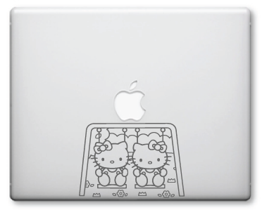 Hello Kitty Decals / Stickers 2a