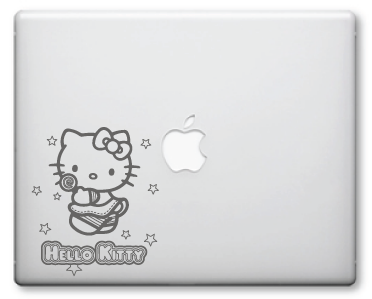 Hello Kitty Decals / Stickers 3a