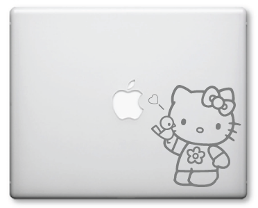 Hello Kitty Decals / Stickers 4a