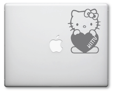 Hello Kitty Decals / Stickers 6a