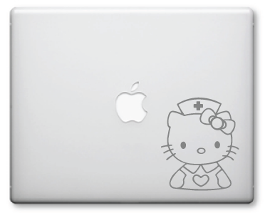 Hello Kitty Decals / Stickers 7a