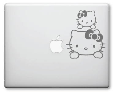 Hello Kitty Decals / Stickers 8a