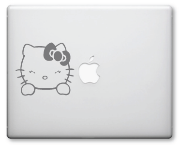 Hello Kitty Decals / Stickers 9a