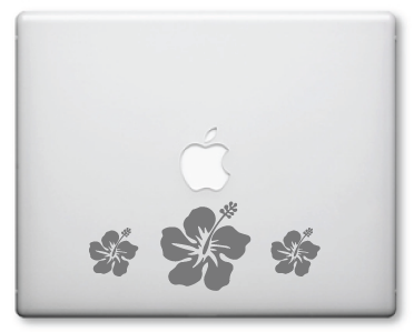 Hibiscus  Decals / Stickers 3