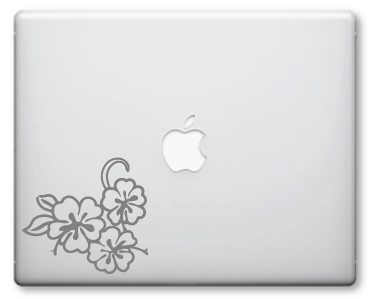 Hibiscus  Decals / Stickers 4