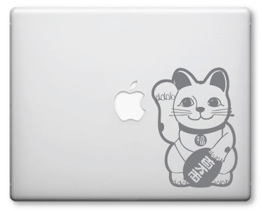 Maneki Neko Decals / Stickers 01