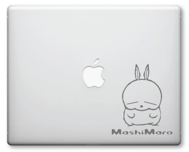 Mashimaro Decals / Stickers 3