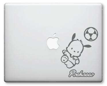 Pochacco Decals / Stickers 4a