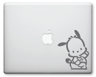 Pochacco Decals / Stickers 5a