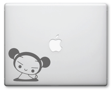 Pucca Decals / Stickers