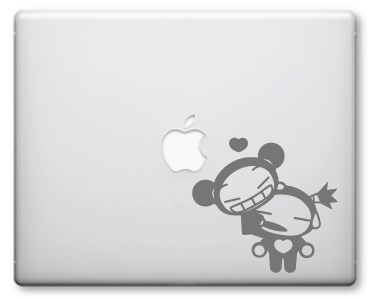 Pucca Decals / Stickers 9