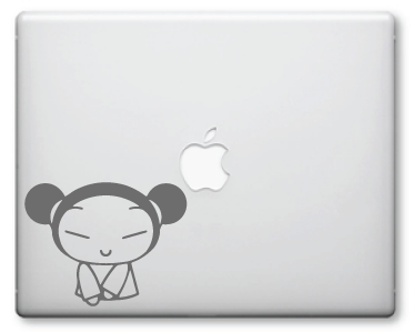 Pucca Decals / Stickers 10a