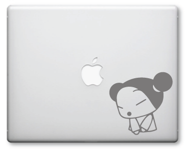 Pucca Decals / Stickers 11