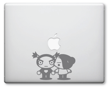 Pucca Decals / Stickers 2