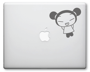 Pucca Decals / Stickers 6