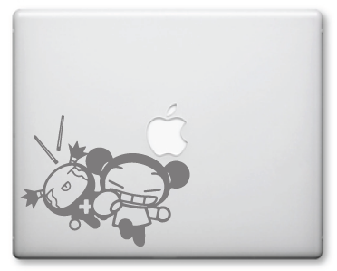 Pucca Decals / Stickers 8