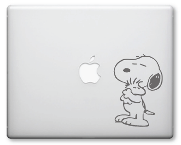 Snoopy Decals / Stickers 2a