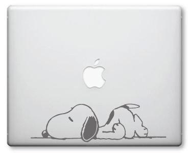 Snoopy Decals / Stickers 3a