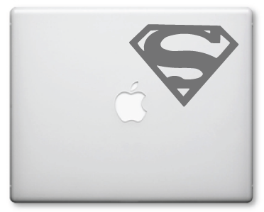 Superman Decals / Stickers