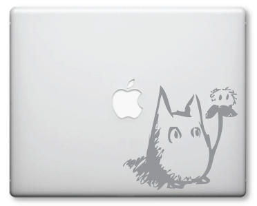 My Neighbor Totoro Decals / Stickers 13