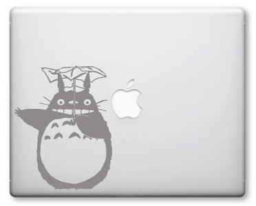 My Neighbor Totoro Decals / Stickers 20a