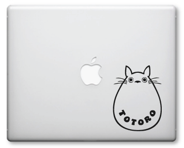 My Neighbor Totoro Decals / Stickers 26