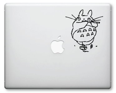 My Neighbor Totoro Decals / Stickers 29