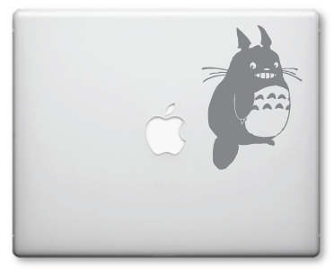 My Neighbor Totoro Decals / Stickers 2a