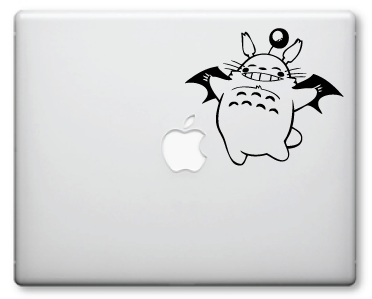 My Neighbor Totoro Decals / Stickers 31
