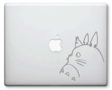 My Neighbor Totoro Decal 33