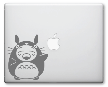 My Neighbor Totoro Decals / Stickers 3a
