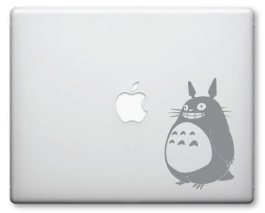 My Neighbor Totoro Decals / Stickers 6a