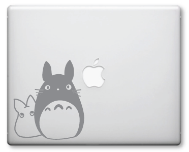 My Neighbor Totoro Decals / Stickers 7a