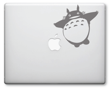 My Neighbor Totoro Decals / Stickers 8a