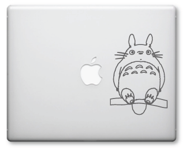 My Neighbor Totoro Decals / Stickers 9