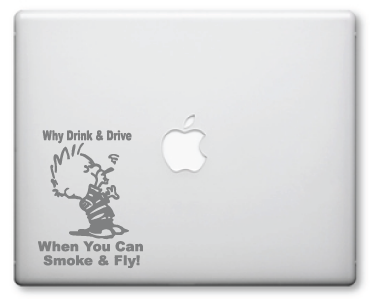 Why Drink and Drive Decals / Stickers